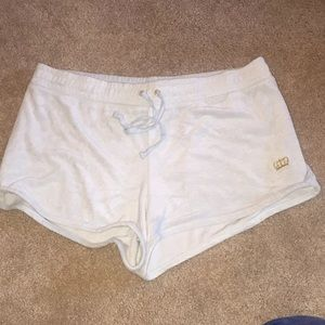 Baby Blue Juicy Couture shorts